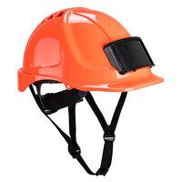 Endurance Badge Holder Helmet (Orange / R)