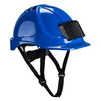 Endurance Badge Holder Helmet (Royal / R)