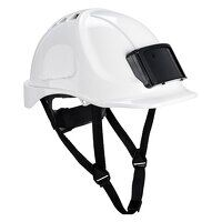 Endurance Badge Holder Helmet (White / R)