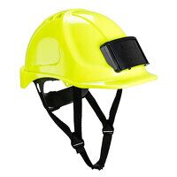 Endurance Badge Holder Helmet (Yellow / R)