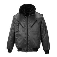 Pilot Jacket (Black / 3 XL / R)