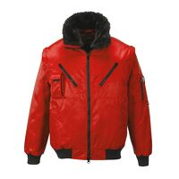 Pilot Jacket (Red / Small / R)