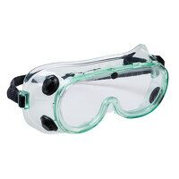 Portwest Chemical Goggle (Clear / R)
