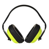 Classic HV Ear Protector (Yellow / R)