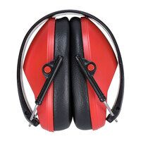 Portwest Slim Ear Muff (Red / R)