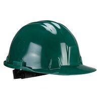 Workbase Safety Helmet (Green / R)