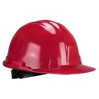 Workbase Safety Helmet (Red / R)