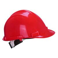 Expertbase Wheel Safety Helmet (Red / R)