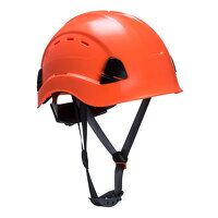 Height Endurance Vented Helmet (Orange / R)