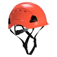Height Endurance Mountaineer Helmet  (Orange / R)
