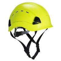 Height Endurance Mountaineer Helmet  (Yellow / R)