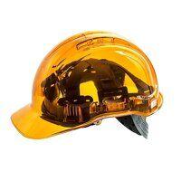 Peak View Hard Hat Vented (Orange / R)
