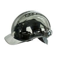 Peak View Hard Hat Vented (Smoke / R)