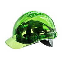 Peak View Plus Hard Hat (Green / R)