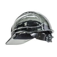 Peak View Ratchet Hard Hat Vented (Smoke / R)