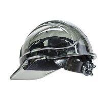 Peak View Plus Ratchet Hard Hat (Smoke / R)