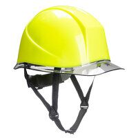 Skyview Safety Helmet (Yellow / R)