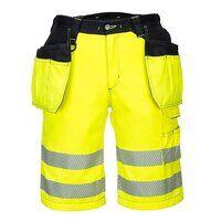 PW3 Hi-Vis Holster Shorts (YeBk / 40 / R)