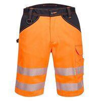 PW3 Hi-Vis Shorts (OrBk / 30 / R)