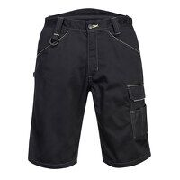 PW3 Work Shorts (Black / 40 / R)