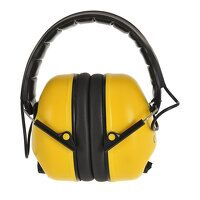 Electronic Ear Muff (Yellow / R)