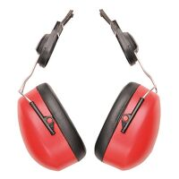 Endurance Clip-On Ear Protector (Red / R)