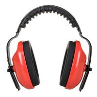PW Classic Plus Ear Muff (Red / R)
