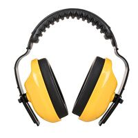 PW Classic Plus Ear Muff (Yellow / R)