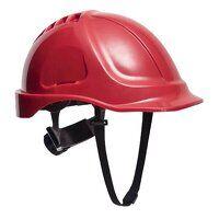 Endurance Visor Helmet (Red / R)