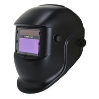 BizWeld Plus Welding Helmet (Black / R)