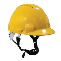 Monterosa Safety Helmet (Yellow / R)