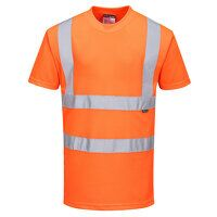 Hi-Vis T-Shirt RIS (Orange / Large / R)
