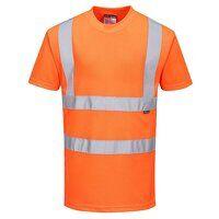 Hi-Vis T-Shirt RIS (Orange / XXL / R)