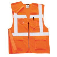 Executive Rail Vest RIS (Orange / XXL / R)