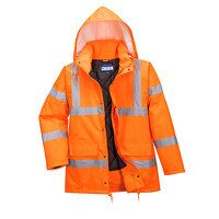 Hi-Vis Breathable Jacket RIS (Orange / XXL / R)
