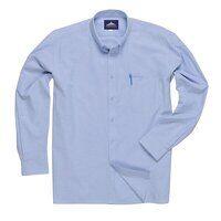 Easycare Oxford Shirt (Blue / Small / U)