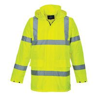 Hi-Vis Lite Traffic Jacket (Yellow / XL / R)
