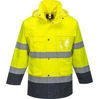 Hi-Vis Lite 3 in 1 Jacket (YeNa / 3 XL / R)
