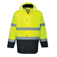 Lite Two-Tone Traffic Jacket (YeNa / Large / R)