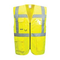 Vest-Port Thermal Waistcoat (Yellow / Small / R)