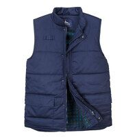 Aran Bodywarmer (Navy / Small / R)