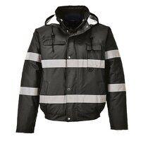 Iona Lite Bomber Jacket (Black / Small / R)