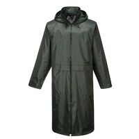 Classic Adult Rain Coat (Olive / Medium / R)