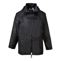 Classic Rain Jacket (Black / Medium / R)