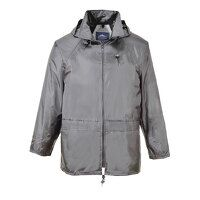 Classic Rain Jacket (Grey / Medium / R)