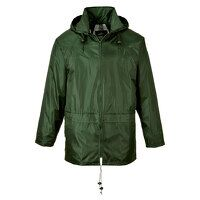 Classic Rain Jacket (Olive / Medium / R)