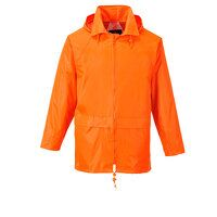 Classic Rain Jacket (Orange / 3 XL / R)