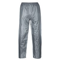 Classic Adult Rain Trousers (Grey / Medium / R)