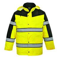 Hi-Vis Classic Two Tone Jacket (Yellow / 3 XL / R)