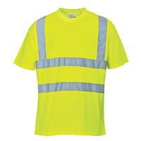 Hi-Vis T-Shirt (Yellow / XXL / R)